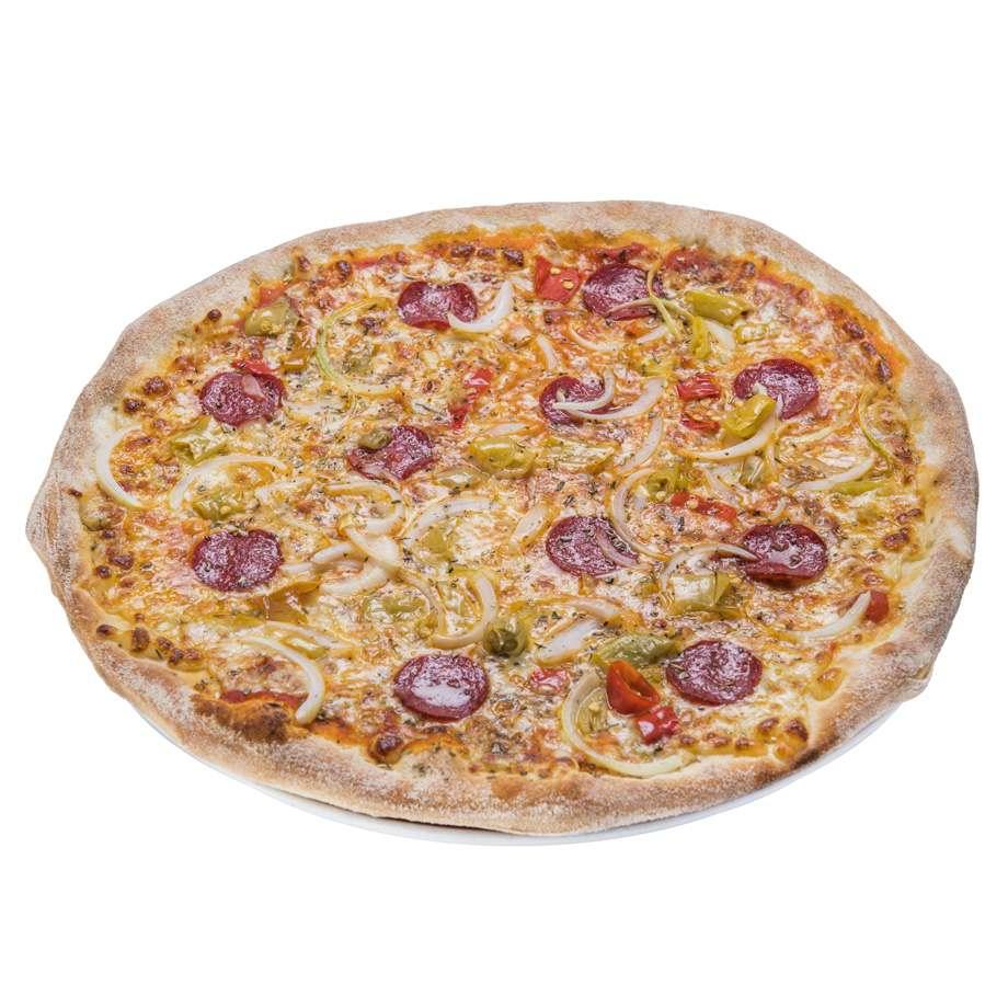 Bistro Auchan - Pizza diavola 32 cm