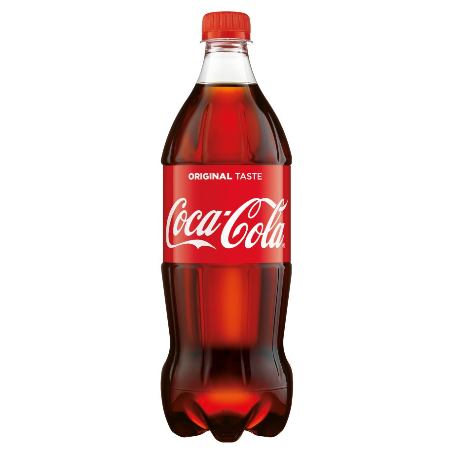 Coca Cola - Napój gazowany o smaku cola 850 ml